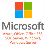 Microsoft License | Azure, Office, Office 365, SQL Server, Windows Server