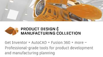 Buy Autodesk Product Design and Manufacturing Collection License, Renew Maintenance and Desktop Subscription
