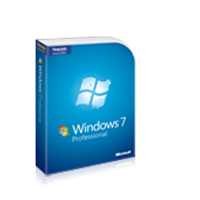 Windows 7 Professional English Row DVD - FQC-00133(WINPRO7DV)