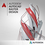 Buy AutoCAD Raster Design 2016, New, Subscription, Desktop Subscription, Rental Licenses