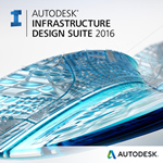 Buy Autodesk Infrastructure Design Suite 2016, New, Subscription, Desktop Subscription, Rental Licenses